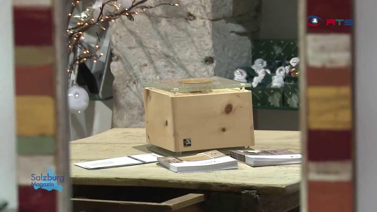 Luftbefeuchter Selber Bauen : raumluft aus der natur zirbenl fter luftbefeuchter youtube ~ A.2002-acura-tl-radio.info Haus und Dekorationen