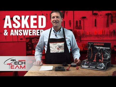 Ratchet Vs. Ratchamatic - Harken Tech Team Asked & Answered