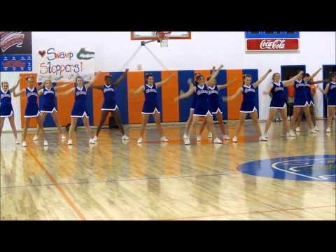 Delhi Charter School Cheer dance 2011