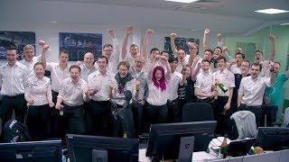 2017 Formula One World Constructors' Champions! #4TheTeam!