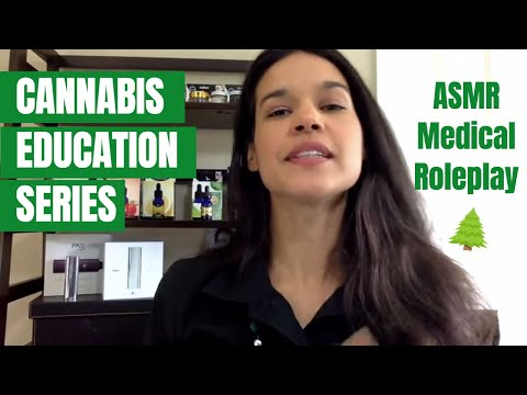 ASMR Medical Cannabis Consultant Roleplay