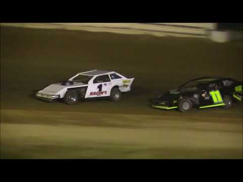 Modified Feature from Jackson County Speedway, May 25th, 2018.
