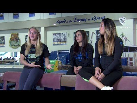 Full House: Three Former Olympians Call UCLA Home