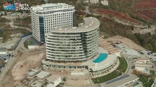 ЖК Гурзуф Ривьера - жилой комплекс премиум класса в Гурзуфе