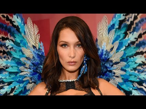 Bella Hadid Gets EMOTIONAL About Victoria's Secret Fashion Show