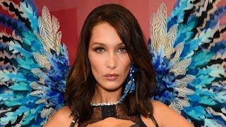 Bella Hadid Gets EMOTIONAL About Victoria's Secret Fashion Show