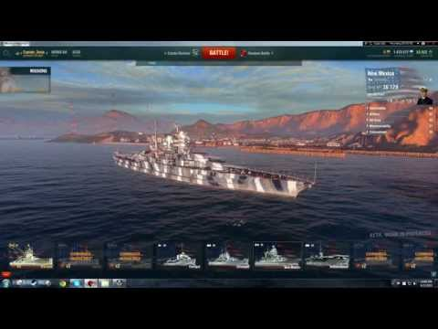 Return of Captain Dorja - World of Warships Port Tour