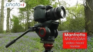 Manfrotto 500 Video head review
