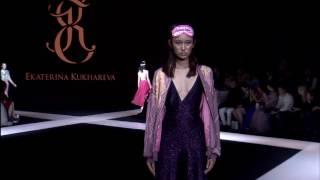 EkaterinaKukhareva SS17 Catwalk show at Harbin Fashion Week 2017