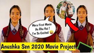 Anushka Sen New Movie With Riyaz Ali | Anushka sen 2020 movie announcement | It's Immo