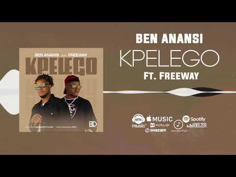 BEN ANANSI - Kpelego [Official Audio] ft.Freeway