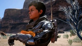 MASS EFFECT ANDROMEDA - CH-IC_1 Ryder - EOS