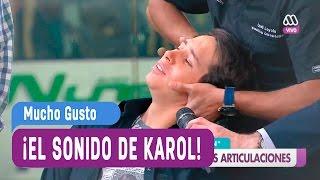 El sonido de Karol - Mucho Gusto 2016