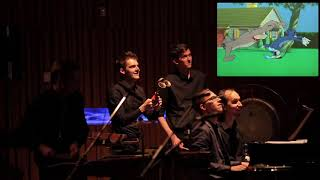 'Tom & Jerry Encore' live at Prague Conservatory
