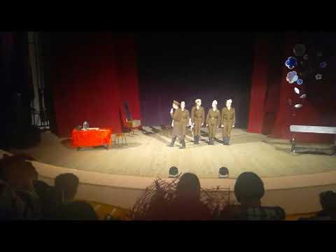 """Учащиеся АХТ """"Виртуоз"""" приняли участие в постановке спектакля """"Не покидай меня..."""""""