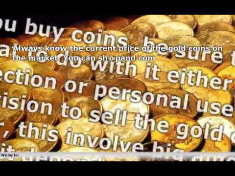 How To Buy Gold Bullion Coins