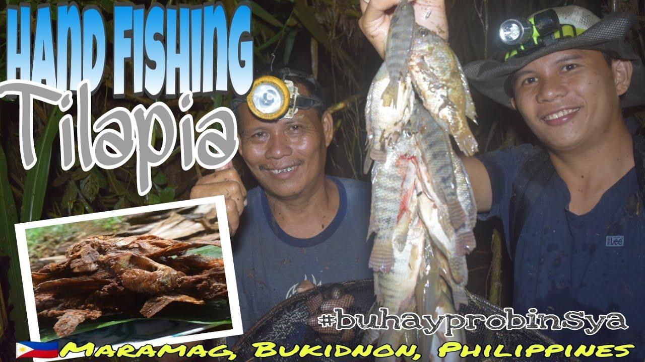 Hand Fishing/Tradistional Fishing Sigpaw   BUHAY PROBINSYA EP-44   BUKIDNON