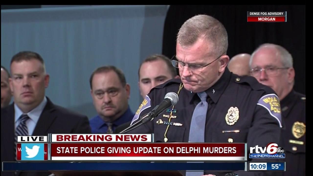 Delphi Murder Update
