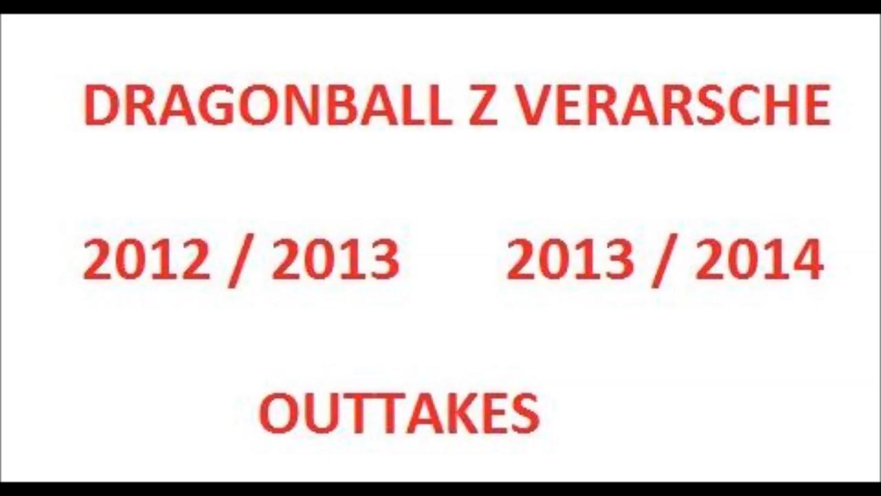 Dragonball Z Verarsche 2012 - 2014 Outtakes
