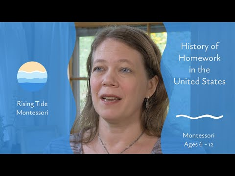 History of Homework in the United States