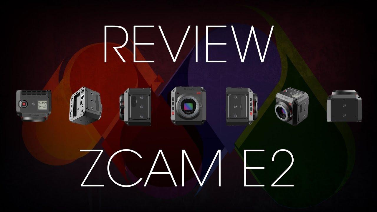 Review Completo ZCam E2 + Comparativo E2 x BMPCC4K (Assista em 4K)