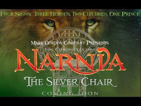 The Chronicles Of Narnia Silver Chair Covers White Wedding 2016 Trailer Hd Youtube