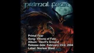 PRIMAL FEAR - VISIONS OF FATE (subtílulos español & English subtitles)