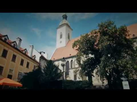 Bratislava, Slovakia for Convention, Metings and MICE Events - Unravel Travel TV