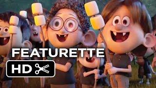 Hotel Transylvania 2 Featurette - Making of Teaser Trailer 1 (2015) - Adam Sandler Animated Movie HD