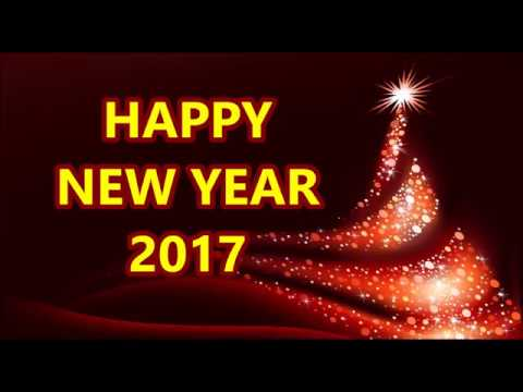 happy new year 2017 greetings whatsapp video e card new year wishes message hd video youtube