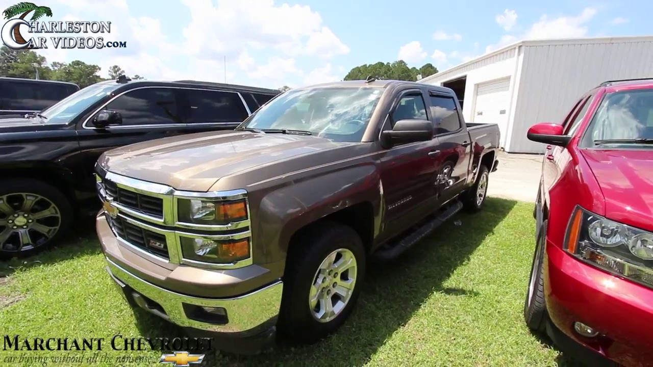 2014 chevrolet silverado lt z71 for sale review at marchant chevy aug 2017 walkaround tour