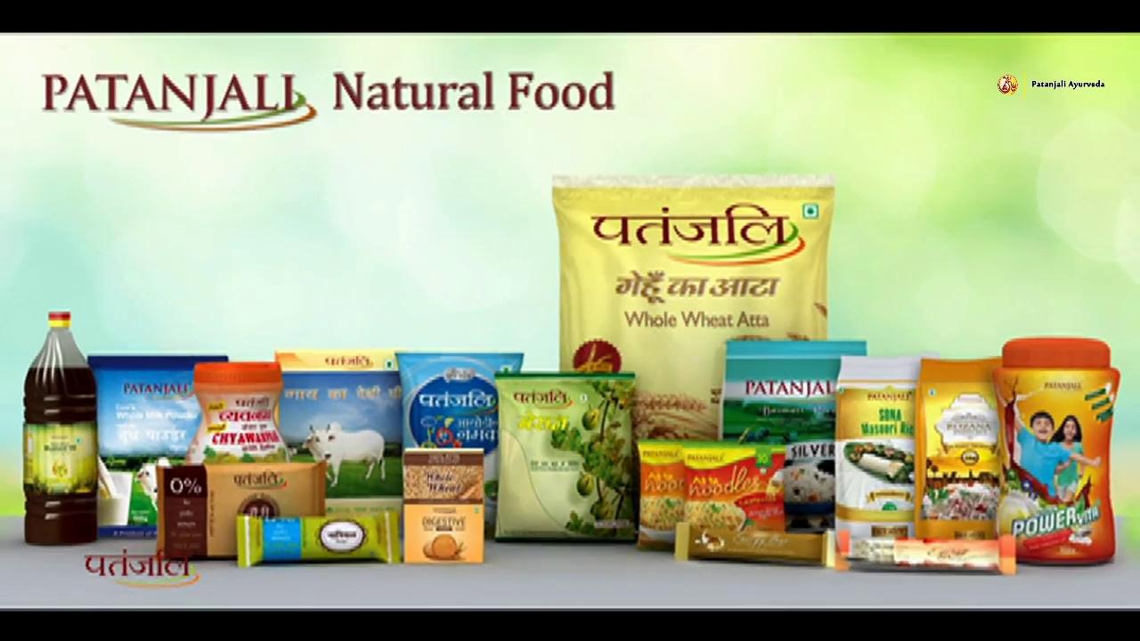 Patanjali Natural Food Products