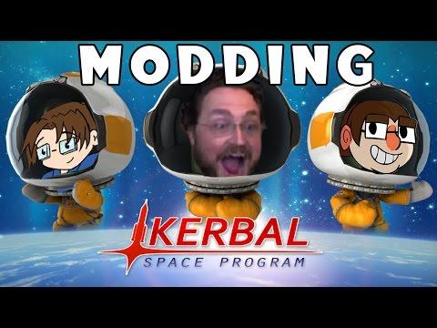 Kerbal Space Program: BASIC MODDING!