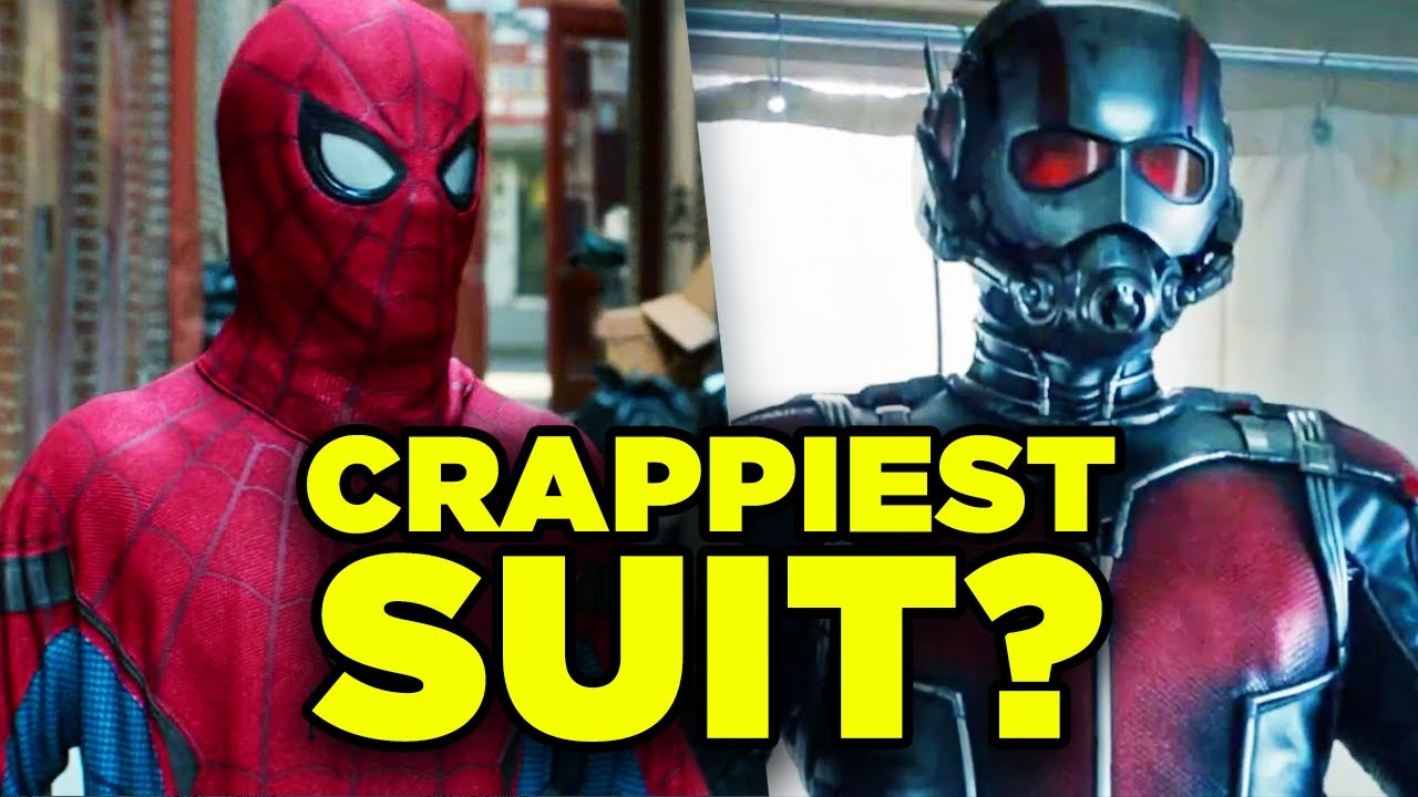 Download Spider-Man Suit Flawed? WORST Superhero Suits! | BQ