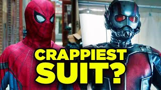 Spider-Man Suit Flawed? WORST Superhero Suits! | BQ
