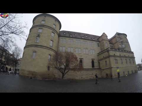 STUTTGART, GERMANY (GO PRO VIDEO)