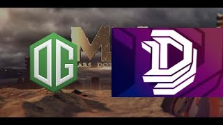 OG vs Double Dimension 2017 Mars Dota 2 League Highlights Dota 2