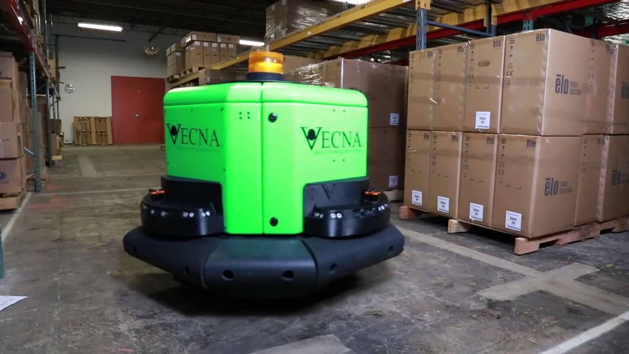 Artificial Intelligence, Clearpath's OTTO Robot Can