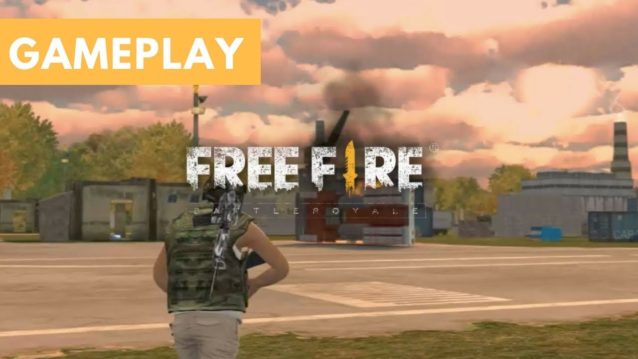 Free Fire Battleground: GAMEPLAY (PUBG MOBILE) ANDROID #1