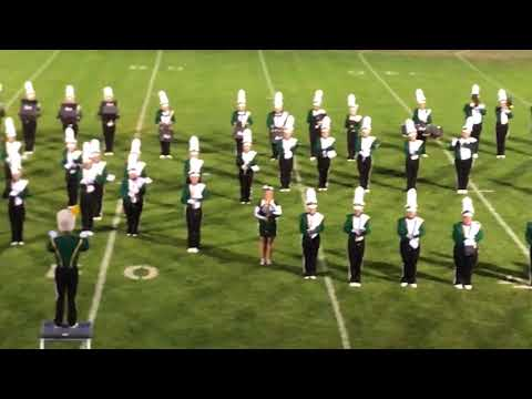 Pennfield Marching Band 9-15-17 HD