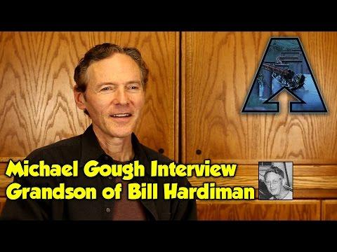 Michael Gough Interview: Grandson of Bill Hardiman [Arrow Bonus Content]