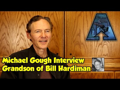 Michael Gough : Grandson of Bill Hardiman Arrow Bonus Content