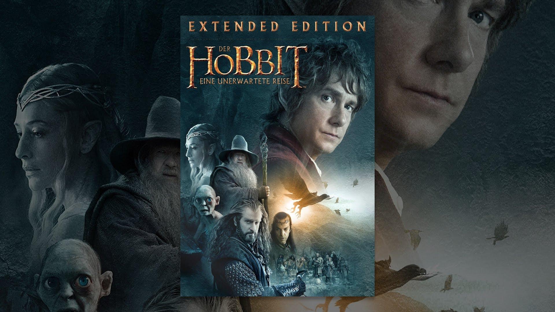 Der Hobbit Eine Unerwartete Reise Netflix