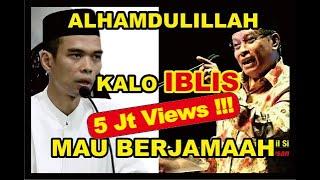 Ust. Abdul Somad Meluruskan Pernyataan Said Aqil Tentang Rapatnya Shof Berjamaah