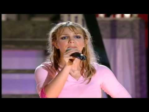 Britney Spears and Joey McIntyre In Concert Disney Channel 1999