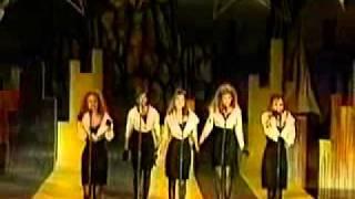 Fandango - Todos Quieren Bailar Conmigo (Musical 1989) (P.E. Jose @ DJ Mix)