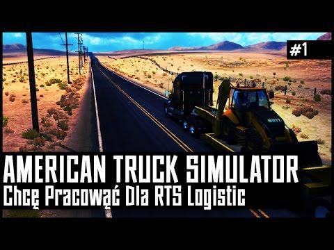 AMERYKAŃSKA FILIA RTS LOGISTIC - American Truck Simulator