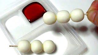 Coris 5 - Mitarashi Dango shaped soft candy