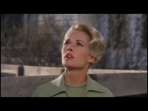 The Birds 1963 The school   Alfred Hitchcock, Tipi Hedren