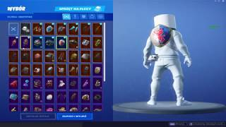NEW SKIN MARSHMELLO!! /Is it worth it? /Fortnite/Young Gabson